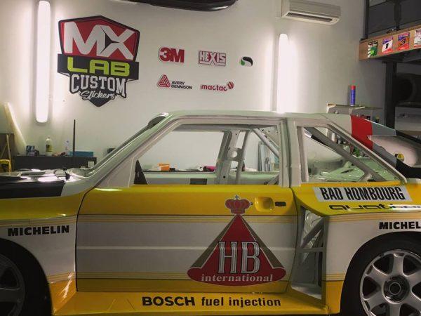 Véhicule Historique Rallye